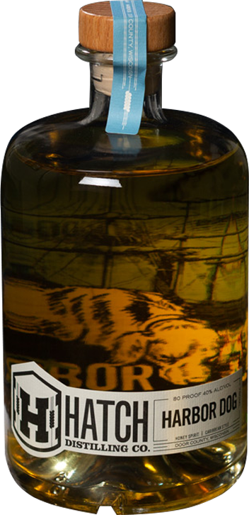 Harbor Dog bottle