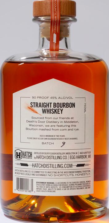 bourbon back