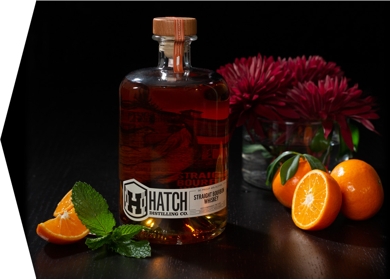 bourbon display