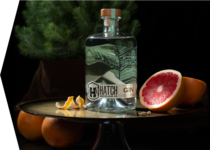 gin display