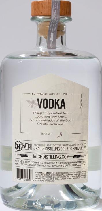 vodka back